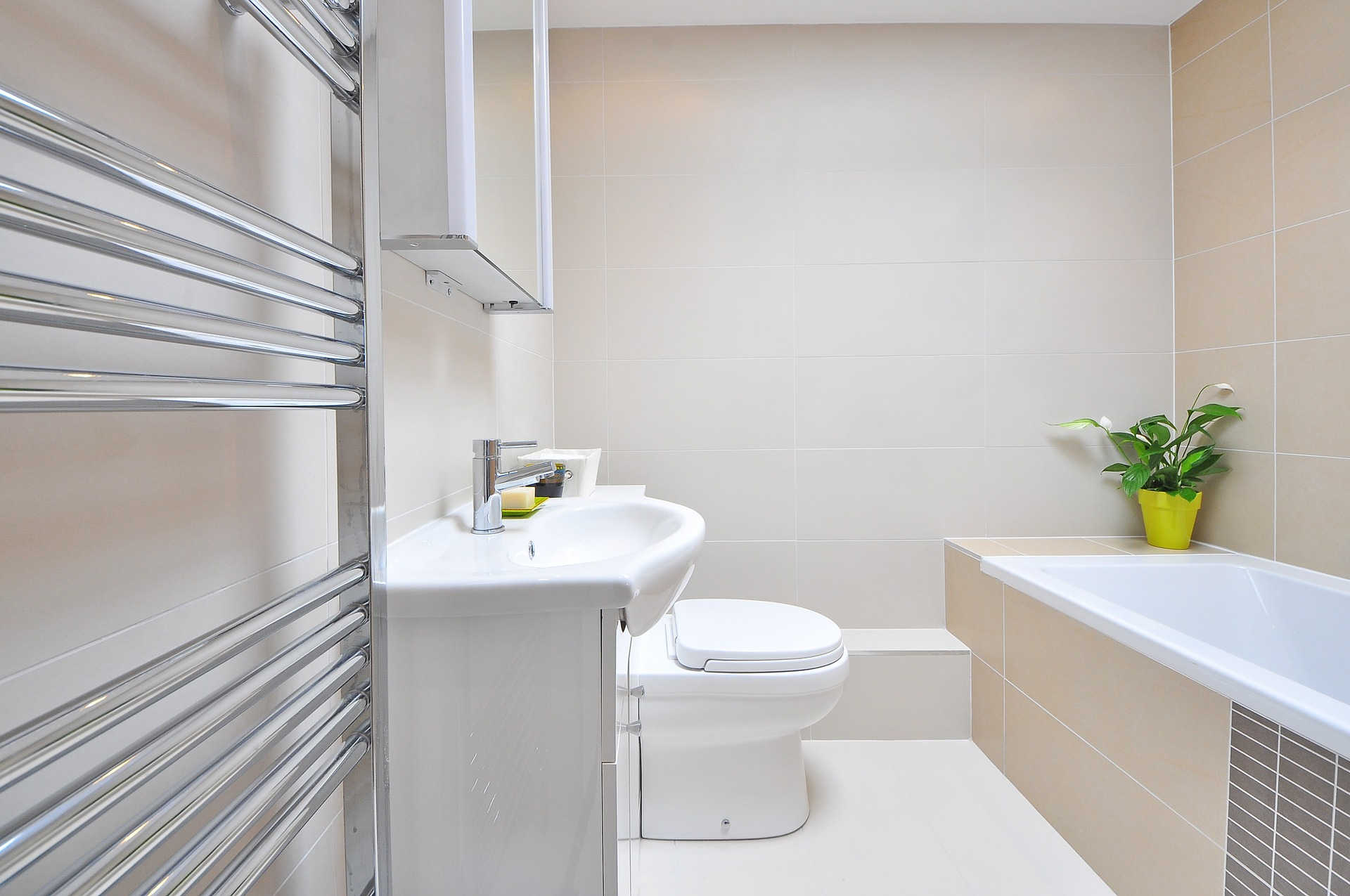 End of Tenancy Bathroom Cleaning Manchester
