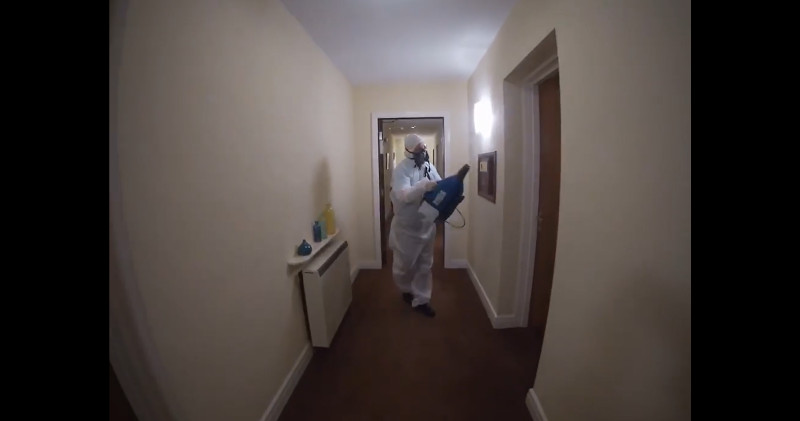Communal Corridor and Lift Cleaning Manchester